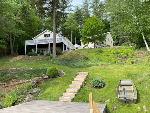 Spacious, Lakefront Home with Beautiful Views