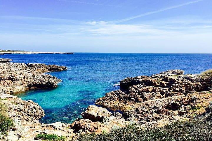 Villa de lujo frente al mar en lugar idílico