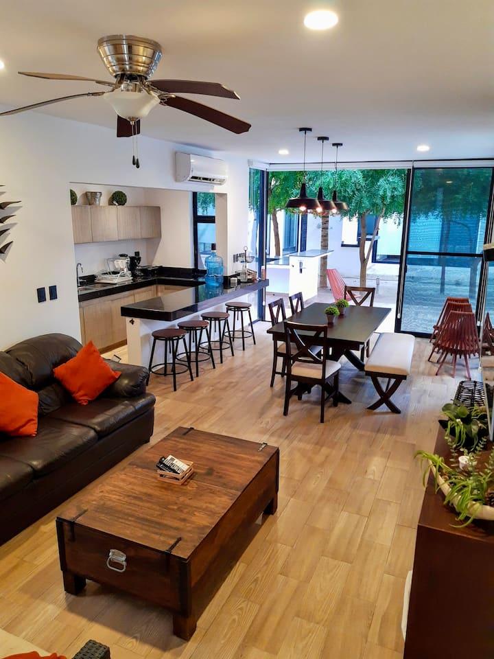 Villas & Beach Club Marina