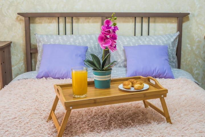Уютная квартира на Гагарина