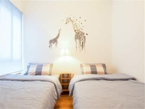 简约舒适公寓