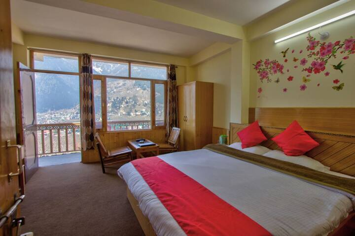 The kalpana cottage room no :-101 (beautiful view)