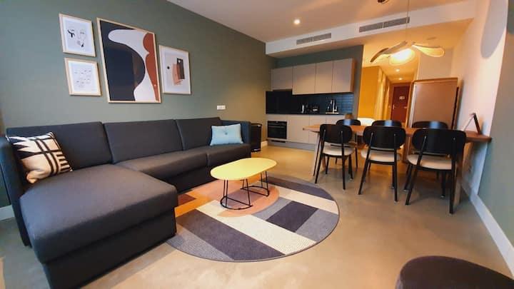 Cityden | 1-Bedroom Apartment | Aparthotel