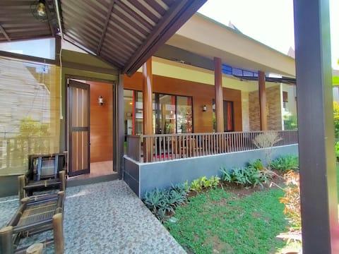 Vimala Hills villa and resort Ciawi Puncak- KLI-23