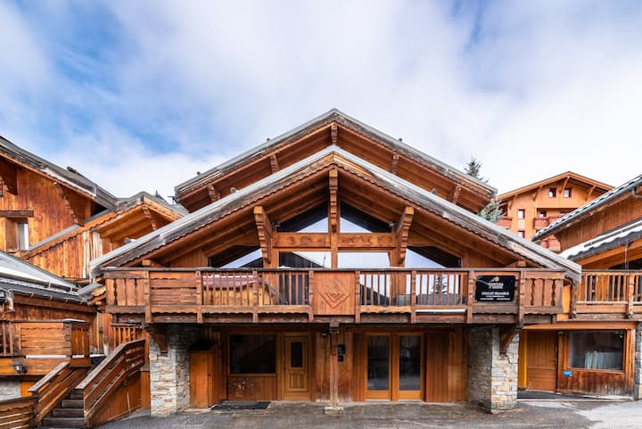 Luxury Catered Ski Chalet Bramble in Les Menuires