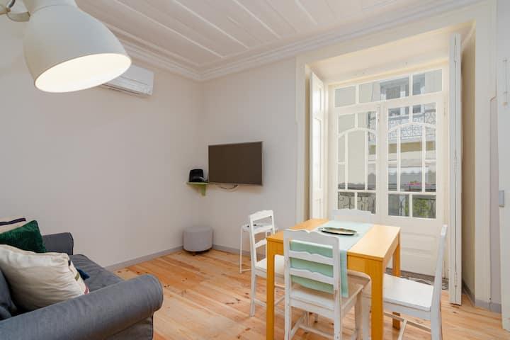 Carmo's Residence Art Apartments 1º