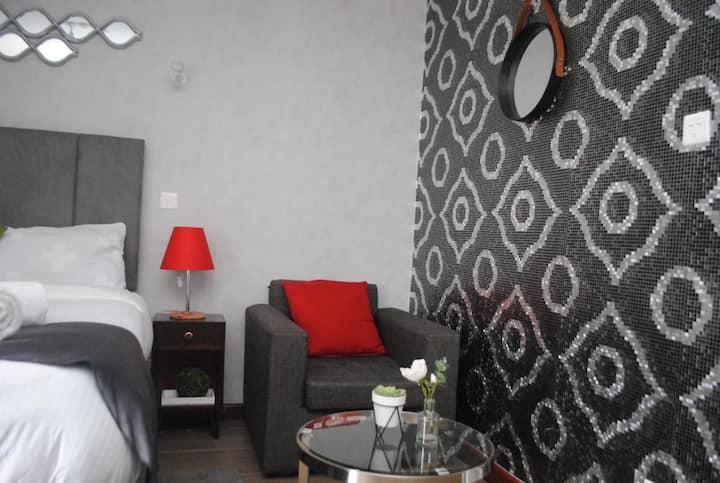 Affordable stylish Studio apartment