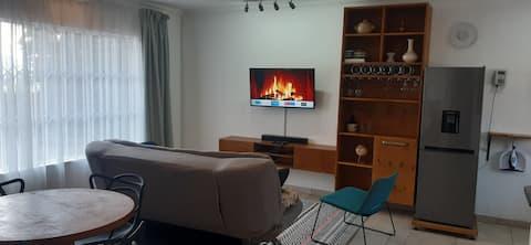 Een privé- en charmant 2BD-huis op Denyssen