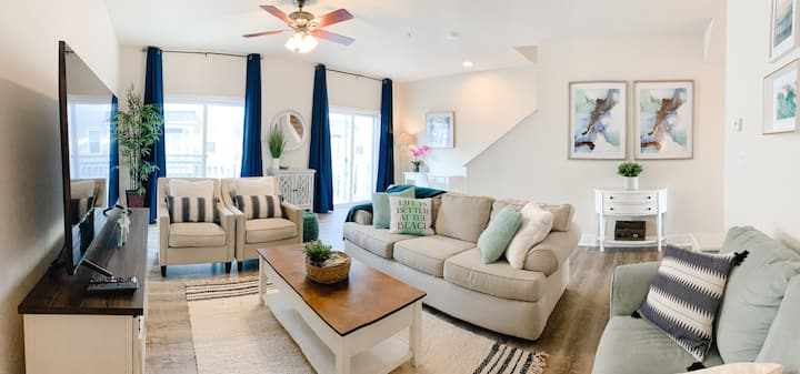 Beach Paradise V - Beach Home at Broad Marsh OC
