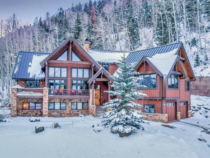 New Listing - Grandview Mountain Lodge