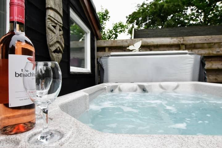Vakantiehuis op de Veluwe met jacuzzi en sauna