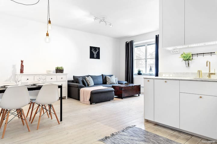 Apartment in Östermalm