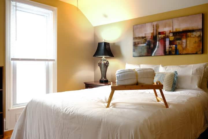 ❤️ Cozy Apartment near SUNY,ErieCanal Bkpt village❤️