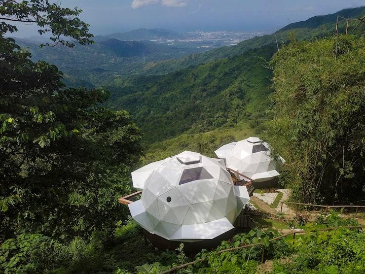 Luxury Suite Domo - Trekker Glamping