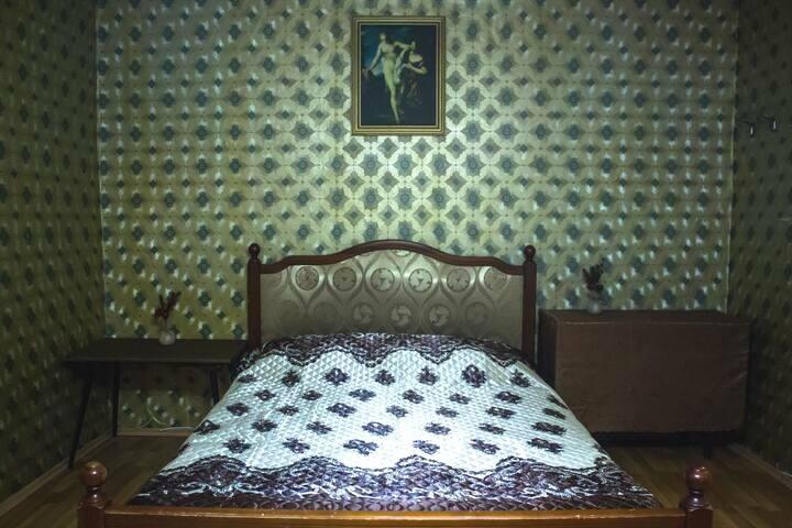 Скромная квартирка с аристократическими замашками