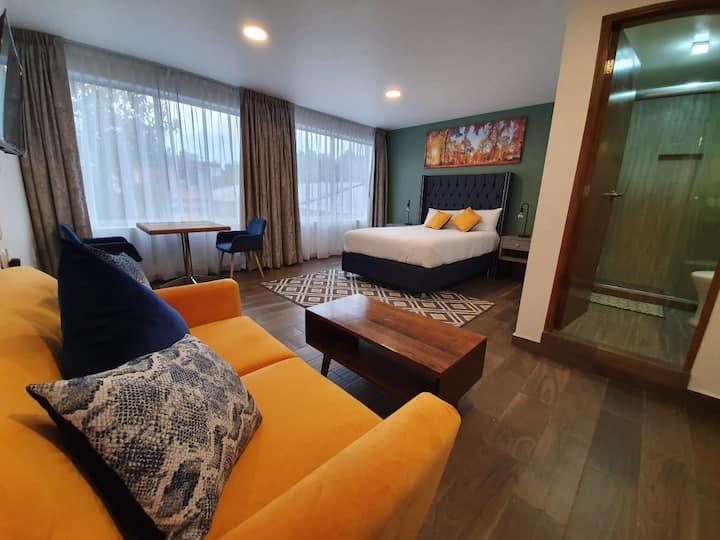 Increíble habitación en Colonia del Valle
