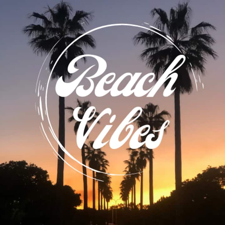 "Experience the ""Beach Vibes"""