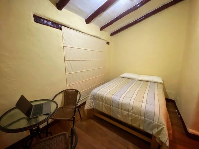 Habitación 1 - Cama 2 plazas