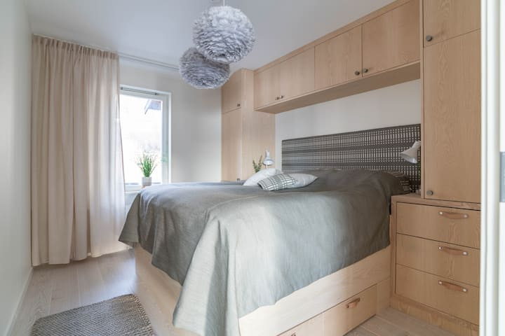 New five star apartment in the village of Åre
