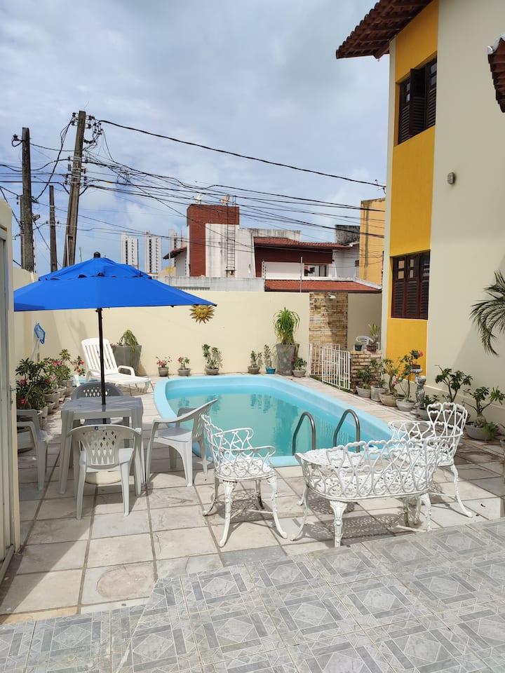 Excelente casa próxima a praia de Ponta Negra!