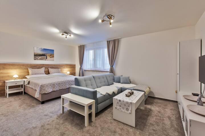 Pohodlné bývanie ,ubytovanie Moyzeska Apartman 1