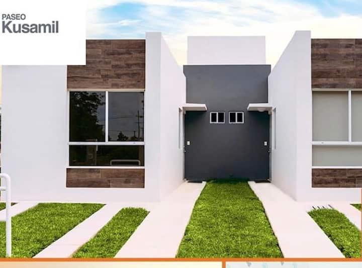 Excelente casa para hospedarte 100%sanitizada