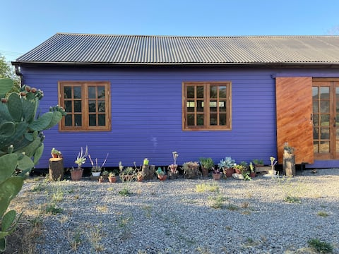 Nature and Art Retreat in Central Chile