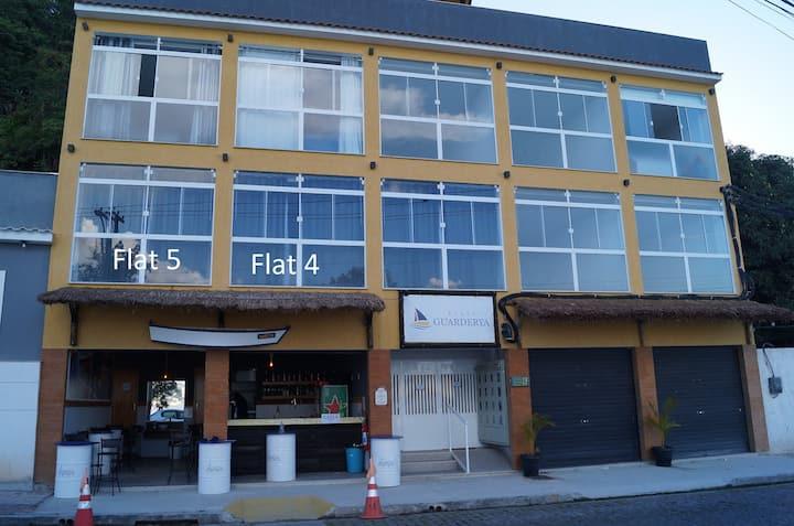 Flats Jurujuba de frente para o mar - Flat 4
