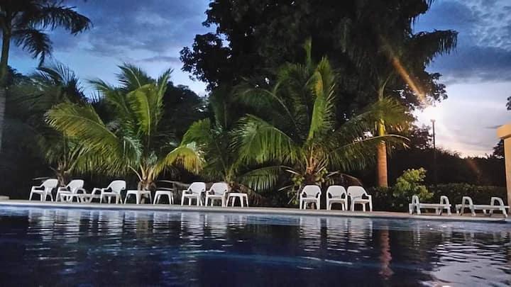 Un paraíso para disfrutar  sin mucha gente cerca!