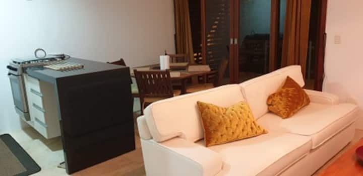 Apartamento Taiba beach resort 1 suite A204