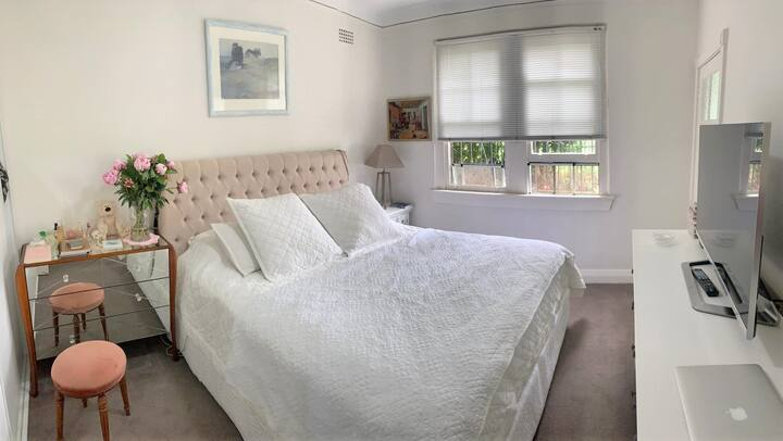 Well Lift Two Bedroom Apatment in Rose Bay