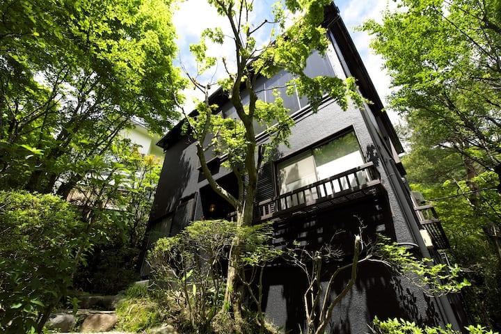 【SAKURA Villa】天然温泉★リゾート気分★自然の中で癒される【箱根】