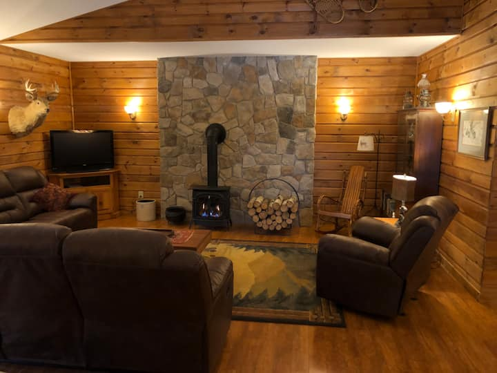 Wilderness Adventure Lodge