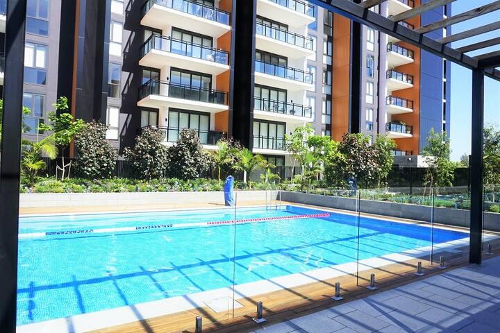 Furnished  2 bedroom Apartment  at Edmonson Park