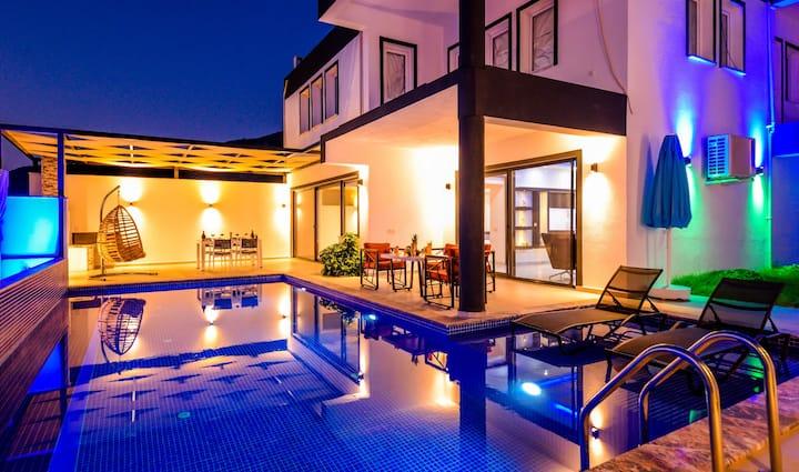 Villa Han - Kalkan - Balayı Villası