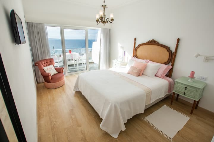 Suite da Susana - Beach House - Vila Fortaleza