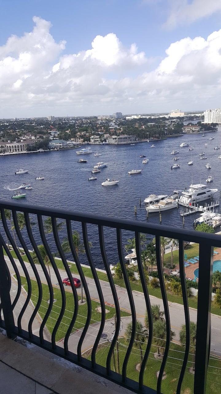 Fort Lauderdale Beach Condo Property on ocean