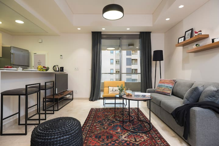 1BD Apartment in Waterfront City Dbayeh - 301