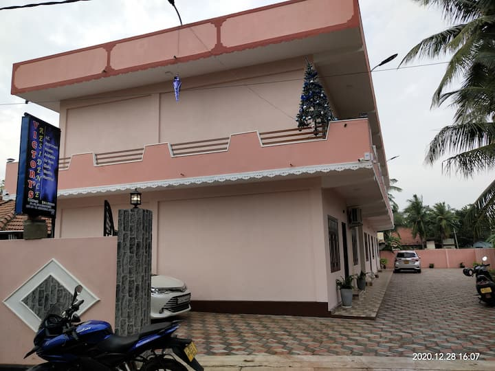 VICTORY'S  RESIDENCE,  MANNAR