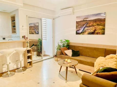 ♥Luxury Loft LILAS, Ennasr2, Tunis, Airport♥