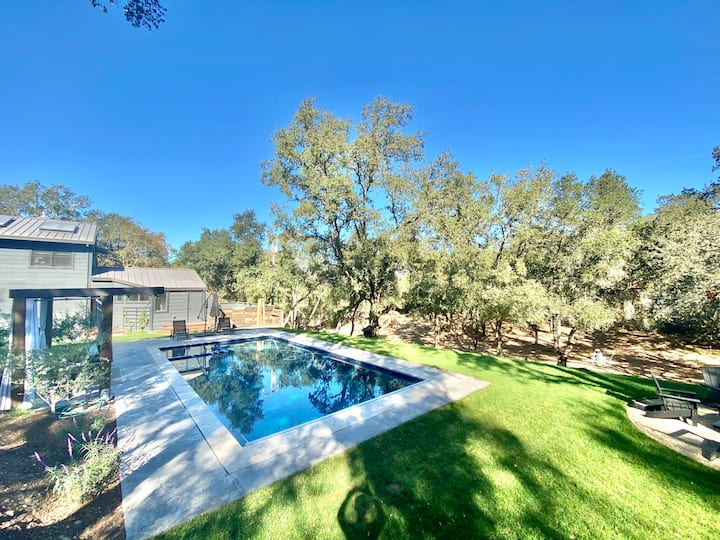 Modern Luxury In The Heart Of Healdsburg
