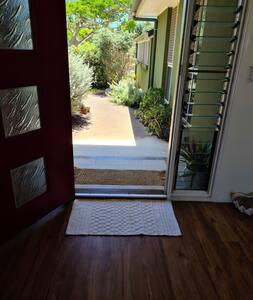 Front Entrance Doorway (81 cm width)