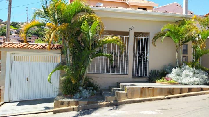 Casa de temporada - Cunha SP
