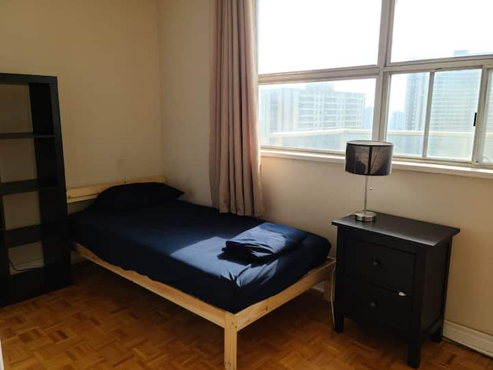 Super Close to Downtown, Sherbourne Station!