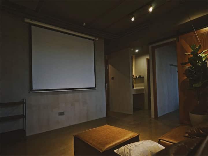 多元素居家风格/两室一厅/带浴缸