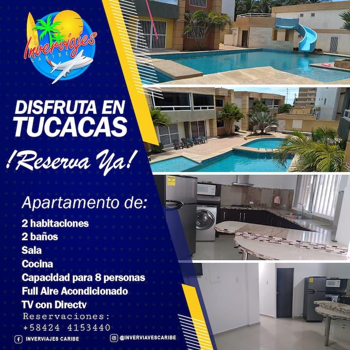 Disfruta en Tucacas con la comodidad que mereces!!