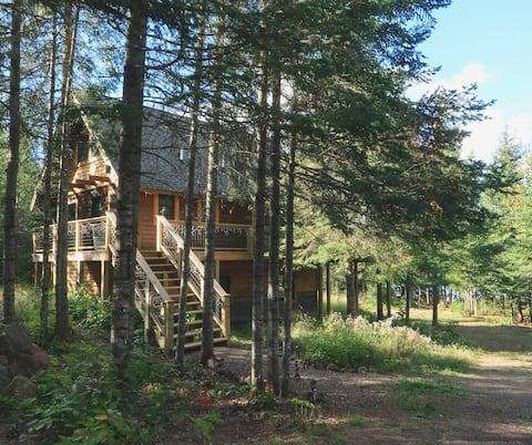 Fyrreskov Cabin - Boreal Forest Paradise in Lutsen