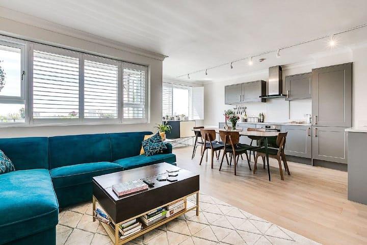 Notting Hill - Newly renovated flat