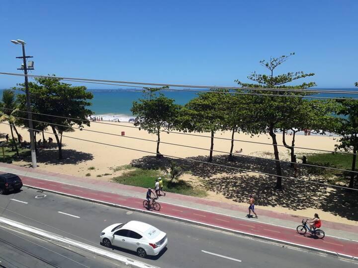 Apartamento a Beira Mar na orla de Itaparica.