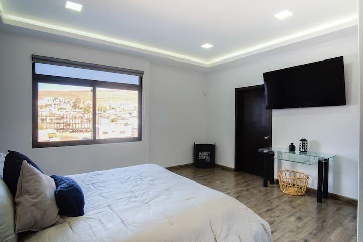 Recamara Principal/ Main Bedroom